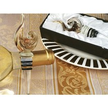 Murano Art Deco Collection Wine Stopper - 72 Pieces - $331.95