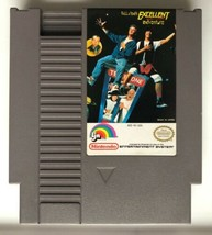 Bill & Ted's Excellent Video Game Adventure (Nintendo System 1991) NES AUTHENTIC - $12.99