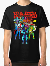New king gizzard and the lizard wizard New T-Shirt 100% Cotton Exclusive - $9.00+