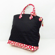 Disney Character Minnie Mouse xYAYOI KUSAMA Rock It MM Handbag Polka Dots - $2,717.55