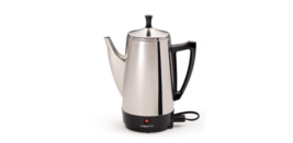 Coffee Maker 12-Cup Stainless Steel Color Silve... - $56.60