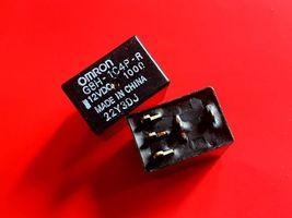 G8H-1C4P-R, 12VDC Relay, Omron Brand New!! - $6.50