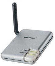 Microsoft Broadband Networking Wireless USB Adapter - $11.88