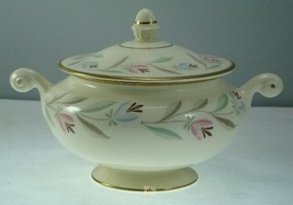Homer Laughlin Nantucket N1753 Sugar Bowl with Lid - $10.62
