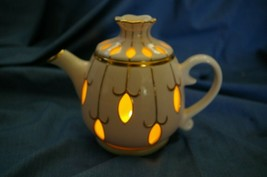 PartyLite Tea for Two Teapot Tealight Holder Party Lite - $16.99