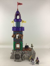 Imaginext Wizards Tower Knights Building Toys Lot 99% Complete Fisher Pr... - $71.23