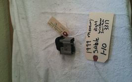 1999 Mercury Sable right power window switch. image 3