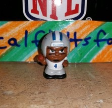 DALLAS COWBOYS NFL SERIES 6 TEENYMATES DAK PRESCOTT WHITE JESREY FIGURE ... - $14.39
