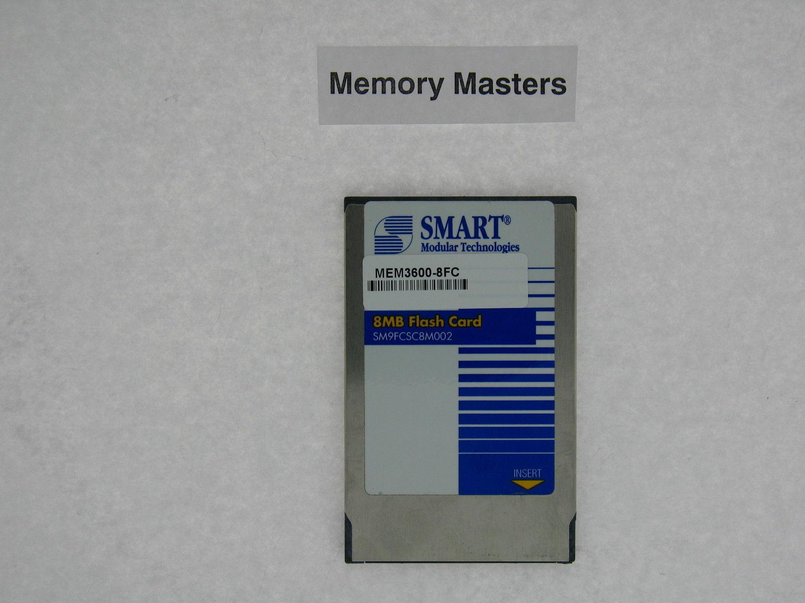 MEM3600-8U32FS 32MB  2x16MB Flash Memory Cisco 3620 3640 3661
