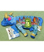 Cow Parade NEW YORK Plush Stuffed Animal Blue STATUE of LIBERTY Original... - $22.77