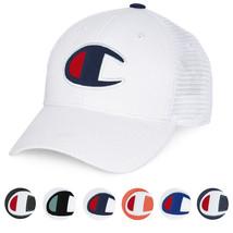 Champion Life Men's Premium Athletic Twill Mesh Snapback Dad Cap Hat