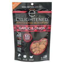Enlightened Crisps - Garlic - Onion - Case of 12 - 4.5 oz - $61.30