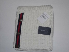 Tommy Hilfiger 3 button Premium Cable Stitch Scarf - $37.52