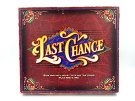 Last Chance Board Game - Missing Dice - $19.75