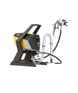 Airless Paint Sprayer with 30 Feet Hose Powerful Durable Pump 1500 PSI V... - $300.99