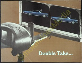 Double Take Take a Second Look Luxury Details 1965 Ford Dealers Brochure - $14.66