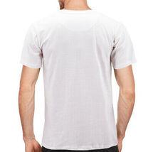 Men's USA American Flag Casual Cotton Shirt Summer Beach Patriotic T-shirt image 3