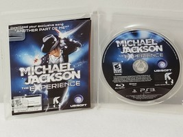 PSP Michael Jackson The Experience (Sony PlayStation Portable, 2010) **WORKS** - $5.69