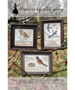 The Bird Collection Part IV cross stitch chart ... - $10.80