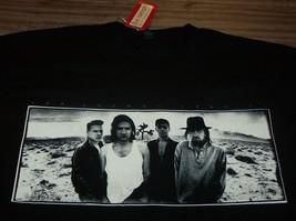 U2 THE JOSHUA TREE 1987 EUROPE TOUR LIVE T-Shirt SMALL NEW w/ TAG - $24.74