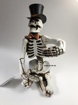Halloween Skeleton Wine Bottle Holder - $24.99