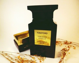 Tom Ford Tobacco Vanille Eau de Parfum EDP 100 ml/3.4 oz (Unisex) NEW Sealed - $119.90