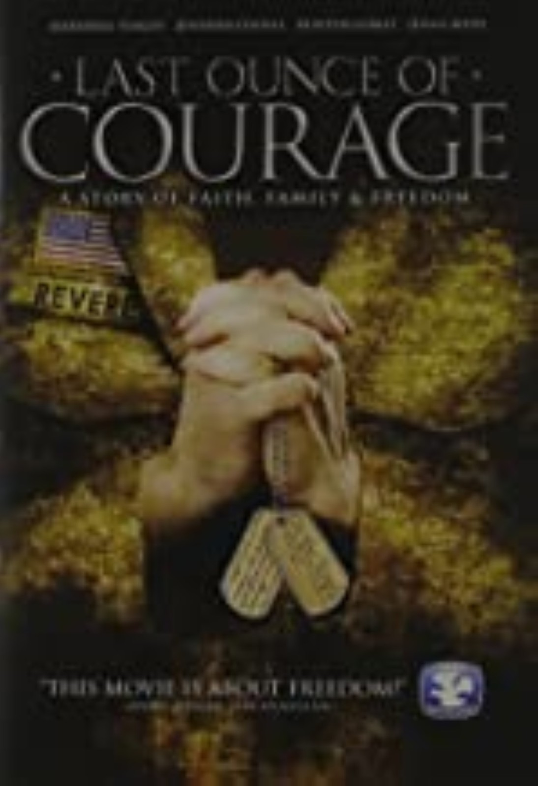 Last Ounce of Courage Dvd