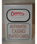 Cannery - CASINO * HOTEL - AUTHENTIC CASINO PLAYED CARDS - $10.00