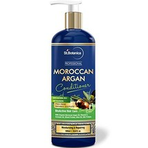 StBotanica Professional Moroccan Argan Hair Conditioner - No Sulphate, Paraben,