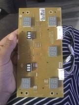 EBR64624906 LG RANGE OVEN DISPLAY CONTROL BOARD - $19.80