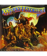 MOLLY HATCHET TAKE NO PRISONERS ALBUM COVER POSTER 24 X 24 Inches SWEET! - $20.89