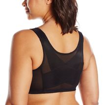 Exquisite Form Women's Fully Front Closing Support Posture Bra With Lace 5100565 image 3