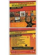 Bob Marley Get up Stand up Music Video DVD Best of Reggae Music Videos - $6.95