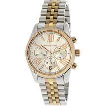 Michael Kors Lexington Quartz Movement Silver Dial Ladies Watch MK5735 - $186.12