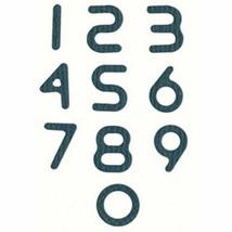 QuicKutz Stiletto Numbers Dies, TS-0605