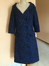 Women's Dress,L,,Blue,Buttons,Armani ,NWOT - $173.25