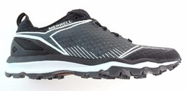 MERRELL ALL OUT CRUSH SHIELD WOMEN'S BLACK/GRANITE lightweight SHOES #J3... - $63.19