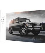2014 Mercedes-Benz G-CLASS brochure catalog US 14 550 63 AMG - $15.00