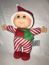 """Cabbage Patch Baby Christmas Elf Holiday Helper 2016 Small Plush Doll 9""""... - $19.99"""