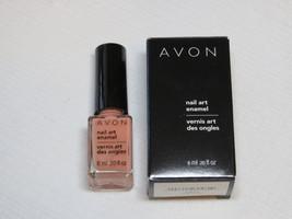 Avon Nail Art Enamel Cupid 6 ml 0.20 fl oz nail polish mani pedi;; - $10.88