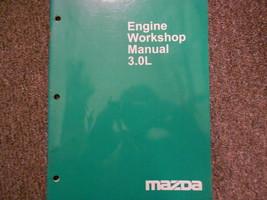 1997-2001 Mazda 3.0L Engine Workshop Service Repair Shop Manual FACTORY OEM BOOK - $14.85