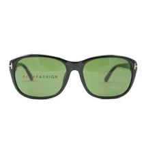 8f8c9e787e80b Tom Ford TF 396 Sunglasses FT 396 01N Black Acetate 60 17 145 Authentic -   99.00