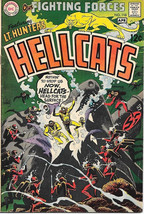 Our Fighting Forces Comic Book #118 Hunter's Hellcats, DC Comics 1969 FINE- - $13.79