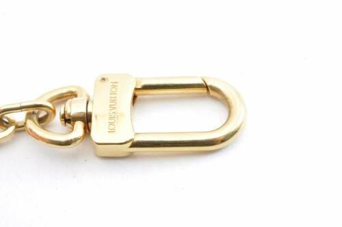 LOUIS VUITTON Charm Gold-Tone Auth ar1564 image 6