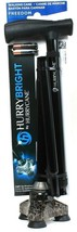 HurryBright By HurryCane Light Up Pivot Black Leopard HCANEL BKLP Walkin... - $50.99