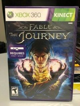 Fable The Journey (Xbox 360, 2012) Brand New and Sealed, USA Seller - $6.32