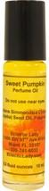 Sweet Pumpkin Perfume Oil, Roll On Perfume Oil - $12.60+