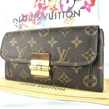 Louis Vuitton Portfolio Elysee Monogram - japan - $593.01