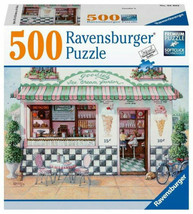 "Ravensburger Goodie's 500 Piece Puzzle 19.5"" x 14.25"" New - $23.36"