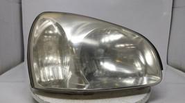 2001-2003 Hyundai Santa Fe Passenger Right Oem Head Light Lamp  R8s40b23 - $55.90